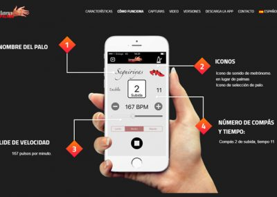 Flamenco APP – Soniquete