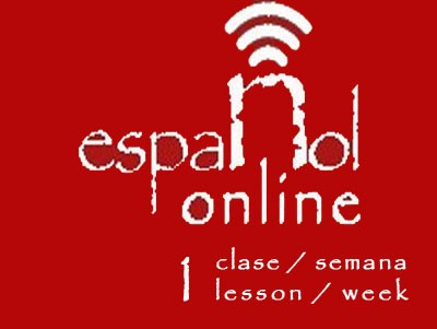 General Spanish 1 lesson/week ONLINE