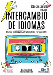 Intercambio Lemón Rock
