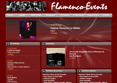 Flamenco-Events