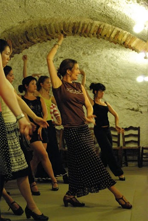 Methodology for flamenco dance