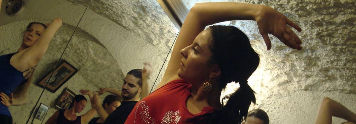 Dancing flamenco is much more than dancing